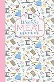 Weekly Meal Planner: 52 Weeks of Meal Planning