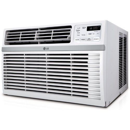 LG Electronics LW1814ER Energy Star 230-volt Window-Mounted Air Conditioner with Remote Control, 18000 BTU