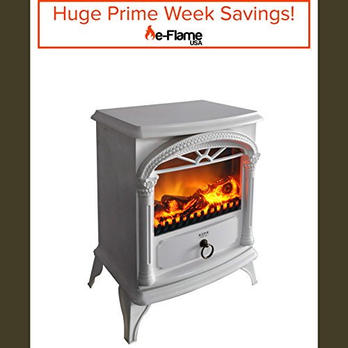 Compare Price To White Electric Fireplace Stove