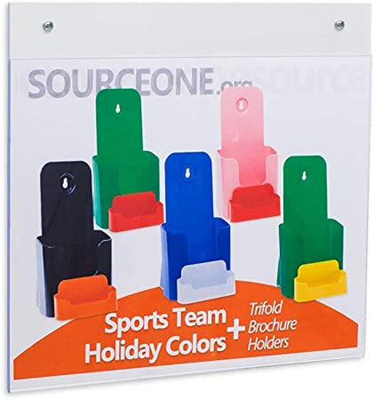 Amazon.com: Fuente One Deluxe 11 x 8 1/2-inch soporte de ...