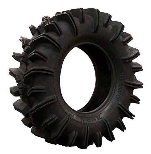 SuperATV Terminator Mud Tire - RZR, X3, General, Maverick, Ranger, Rock & All Terrain UTV - (34x10-15)