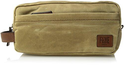 FRYE Men's Carter Dopp Kit Accessory, -tan, ONE SIZE by FRYE