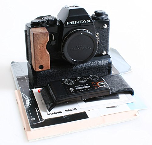 (PENTAX LX 35MM SLR BODY WITH BODY CAP/DATA BACK/WINDER/MANUALS)