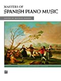Masters of Spanish Piano Music, Maurice Hinson, 0739013092