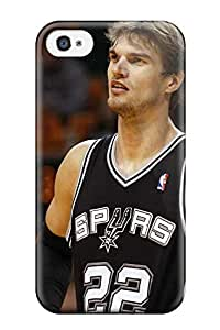 Perfect San Antonio Spurs Basketball Nba (41) Case Cover Skin For Apple Iphone 5/5S Case Cover Phone Case