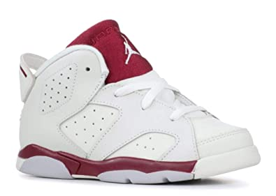 site réputé 9a488 818be Nike Jordan 6 Retro BT, Chaussures de Football Mixte Bébé ...