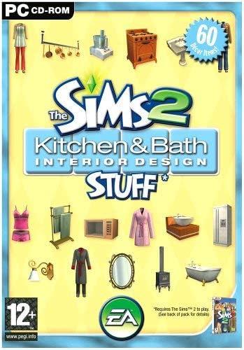 The Sims 2: Kitchen & Bath Interior Design Stuff Expansion Pack (PC CD) [Importación inglesa]: Amazon.es: Videojuegos