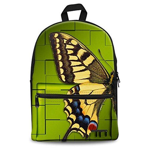 TAOTINGYAN Schulrucksack, Schultasche,Rucksäcke Tasche Und Beutel Der Schüler Sind Atmungsaktiv, Vier Drei
