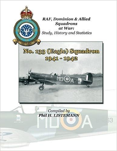 No. 133 (Eagle) Squadron 1941 - 1942 (RAF, Dominion & Allied ...