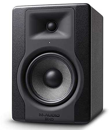 Amazon.com: M-Audio BX8 D3|Monitor de referencia de estudio ...