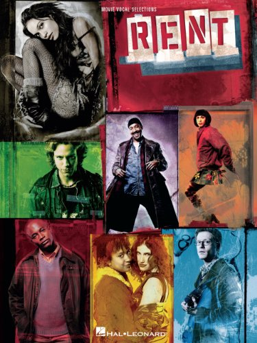 Rent Songbook: Movie Vocal Selections