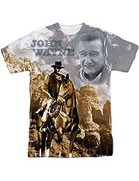 Ride Em Cowboy Mens Sublimation Shirt