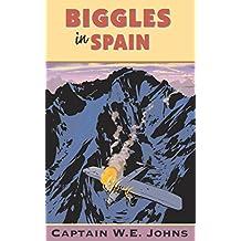 Biggles in Spain