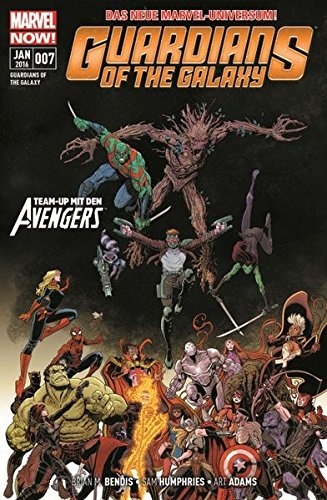 Guardians of the Galaxy: Bd. 7: Unschlagbar