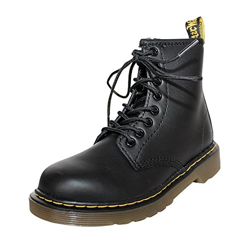 Dr. Martens Brooklee Kids Boot (Black) Schwarz