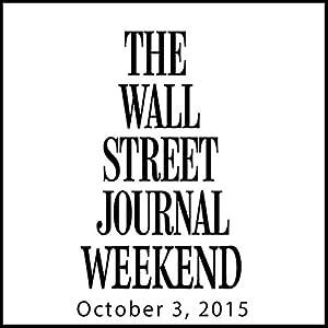 Weekend Journal 10-03-2015 Newspaper / Magazine
