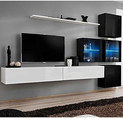 meuble tv mural design switch xix 310cm