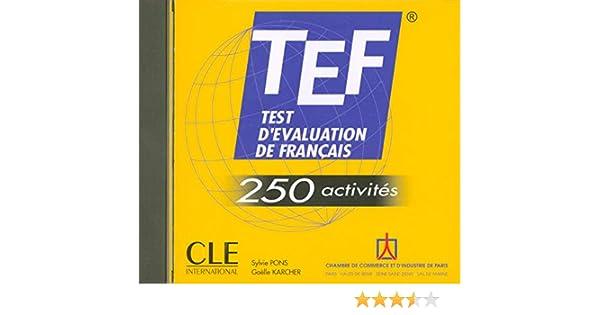 TÉLÉCHARGER TCF 250 ACTIVITS GRATUIT