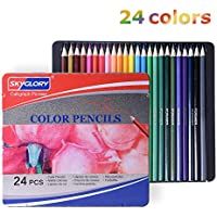 24-Pack Lobkin Professional Soft Thick Core Pencils
