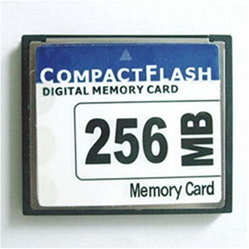 256MB Sandiskk CF (Compact Flash) Card SDCFB-256 or SDCFJ-256M (CAV)Compact Flash Memory - Pda Player Palm Flash