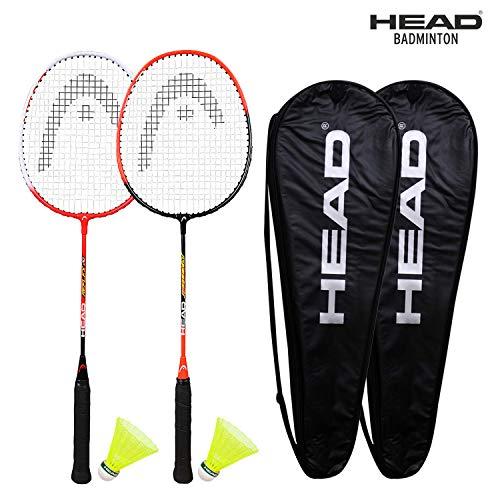 HEAD Reflex 20 Aluminium Badminton Racquet (G4) Price & Reviews