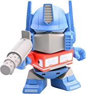 The Loyal Subjects Transformers Talking Optimus Prime 5.5 Action Figure