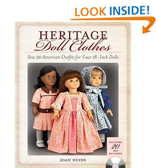 Sewing Doll Clothes Amazon