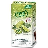 Deals on 100 Count True Lime Bulk Dispenser Pack (2.82oz)
