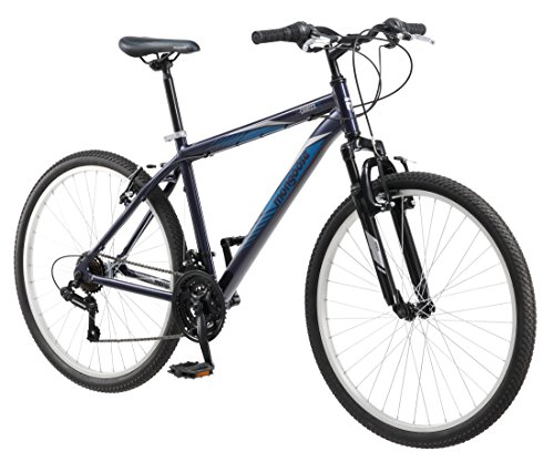 Mongoose Camrock 26″ Wheel Mountain Bicycle, Blue, 18″ Frame Size ...