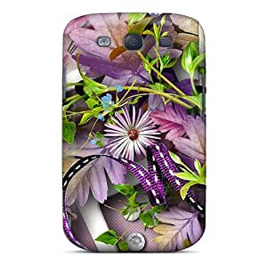 Top Quality Case Cover For Galaxy S3 Case With Nice Summer Specials Appearance