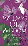 365 Days of Wisdom, Dadi Janki, 1846948630