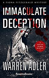 Immaculate Deception (Fiona Fitzgerald Mystery Series Book 6)