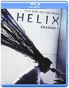 Helix: Season 1 [Blu-ray, Digital HD and Ultraviolet]