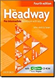New Headway Pre-Intermediate, Fourth Edition : Workbook with Key and iChecker CD-ROM (New Headway Fourth Edition)