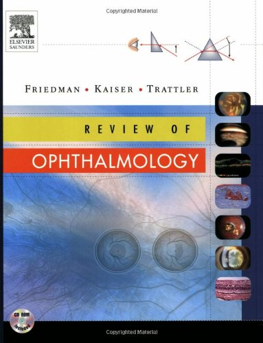 Review of Ophthalmology: Expert Consult - Online and Print, 1e