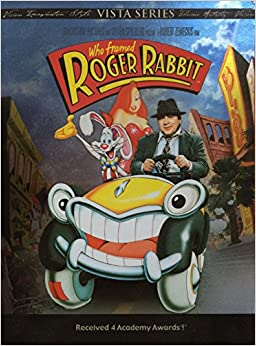 who framed roger rabbit 2 disc dvd set dts surround sound