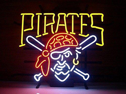 Pittsburgh Pirates Neon Sign - 1
