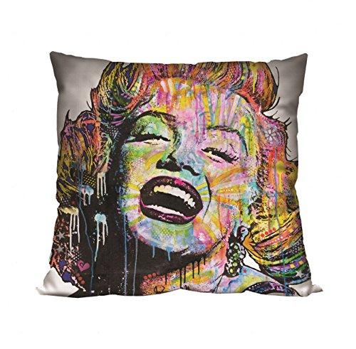 - Spoontiques Dean Russo Marilyn Monroe Pillow