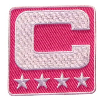 pink-captain-c-patch-iron-on-for-jersey-football-baseball-soccer-hockey-lacrosse-basketball
