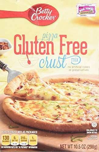 Betty Crocker Baking Gluten Free Pizza Crust Mix-10.5 oz