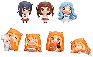 Good Smile Himouto! Umaru-chan Trading Figure (Pack of 8)