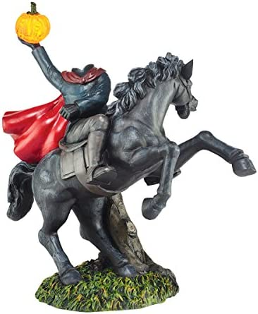 Department 56 Halloween Headless Horseman