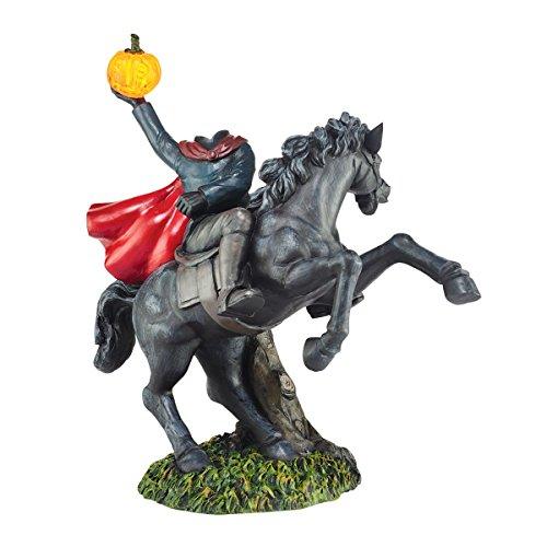 Department 56 Halloween Headless Horseman]()