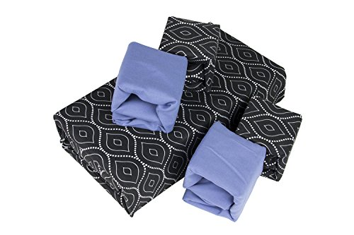 Luxurious Wrinkle Egyptian Comfort Pockets