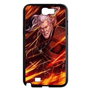 Samsung Galaxy Note 2 N7100 Phone Case The Witcher dH28218