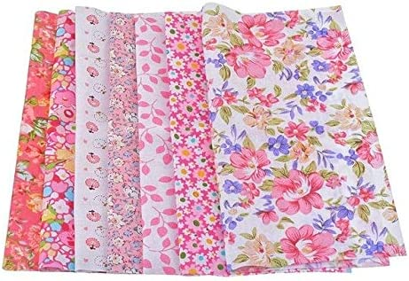 Shoppy Star Urijk 15/50/60 Piezas de Tela de algodón Estampado ...