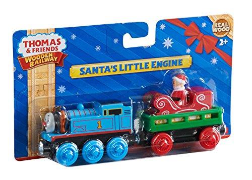 Thomas Christmas Train Set.Amazon Com Fisher Price Thomas Friends Wooden Railway