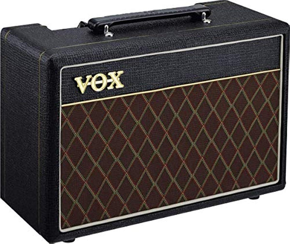 [해외] VOX(박스) 콤팩트 기타 앰프 PATHFINDER 10 자택 연습 퍼스트 앰프에 최적 헤드폰 사용가 클린 오버 드라이어이브 10W 스탠다드 V9106