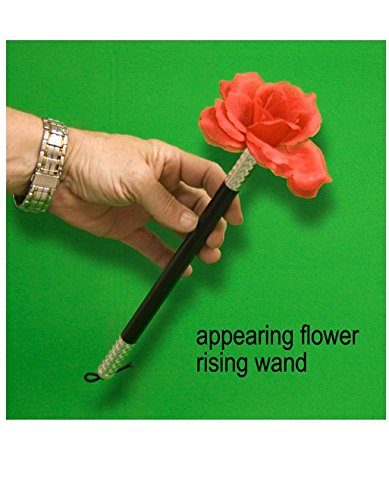 Appearing Flower With Rising (Rising Wand)