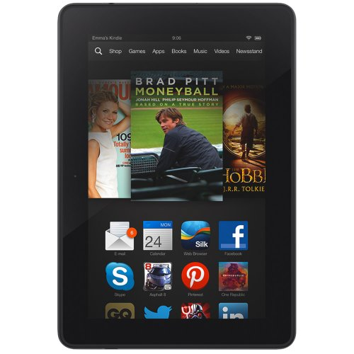 "Kindle Fire HDX 7"", HDX Display, Wi-Fi, 32 GB - Includes Special Offers (Previous Generation - 3rd): Amazon.co.uk: Kindle Store"